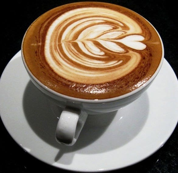 tulip coffee