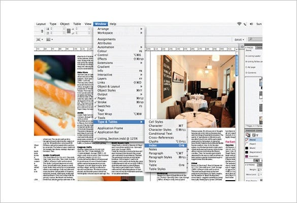 tutorial for adobe indesign cs4
