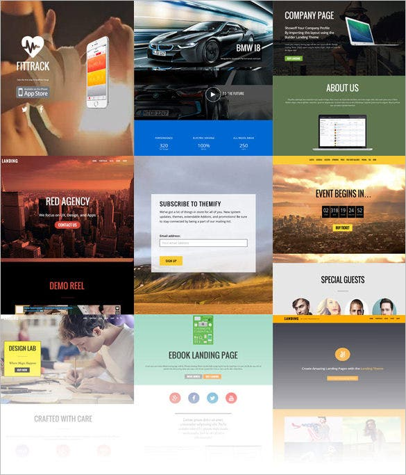 ultra flexible wordpress theme