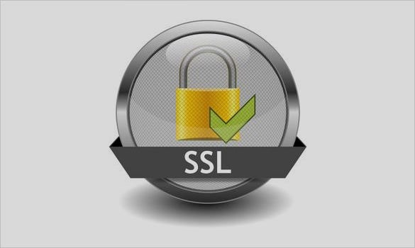 use ssl security socket layer encryption