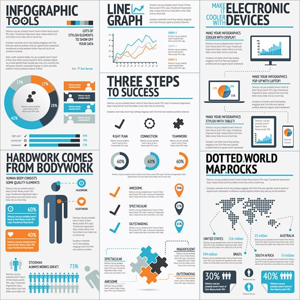 Top 15 Tools To Create Infographics | Free & Premium Templates