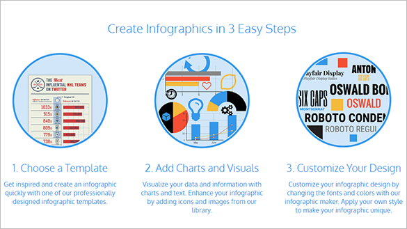 venngage infographic tools to design