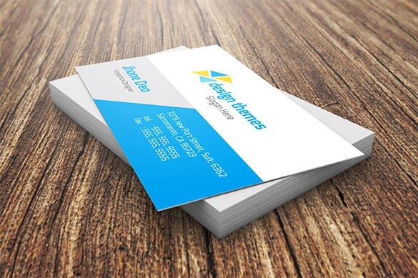 Business Card Template Ppt Goseqh