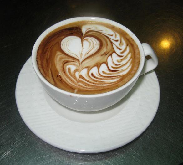 wave heart coffee
