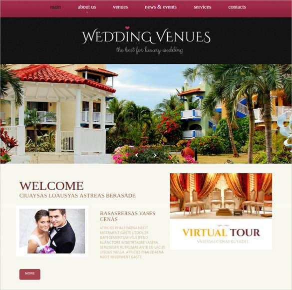 wedding-venues-web-template
