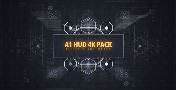 wonderful 4k infographic after effects
