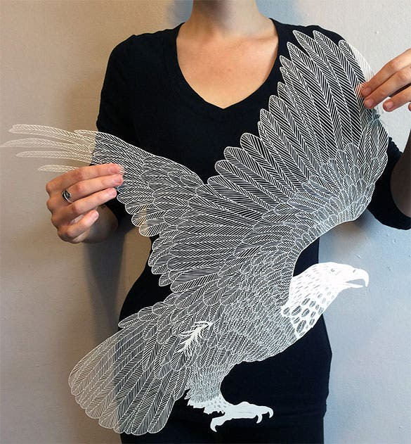 wonderful paper art free download