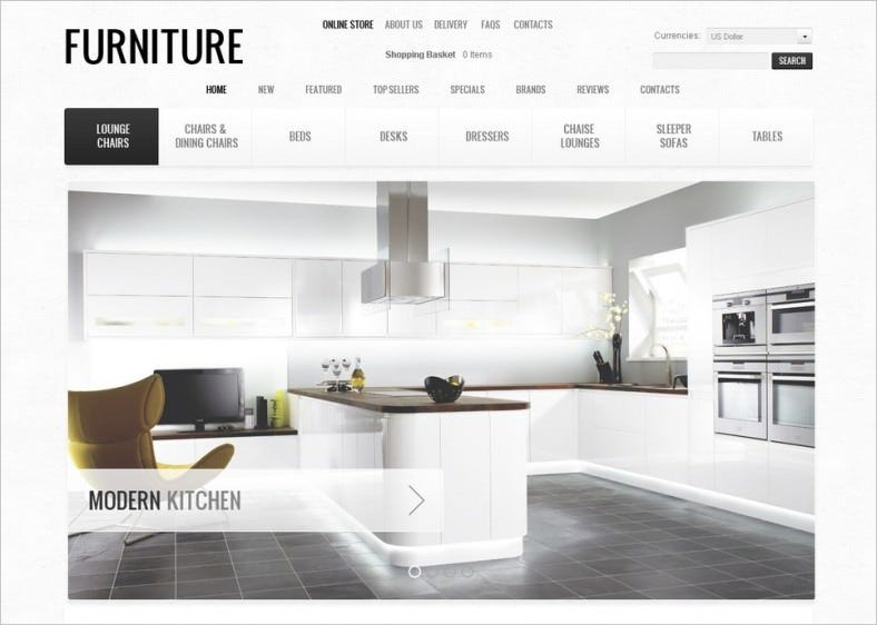 wooden furniture oscommerce template 788x562