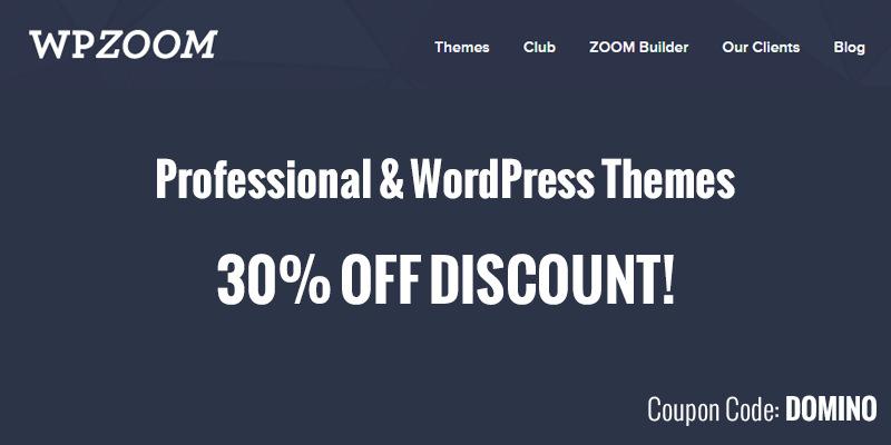 Wp Zoom Coupon Code