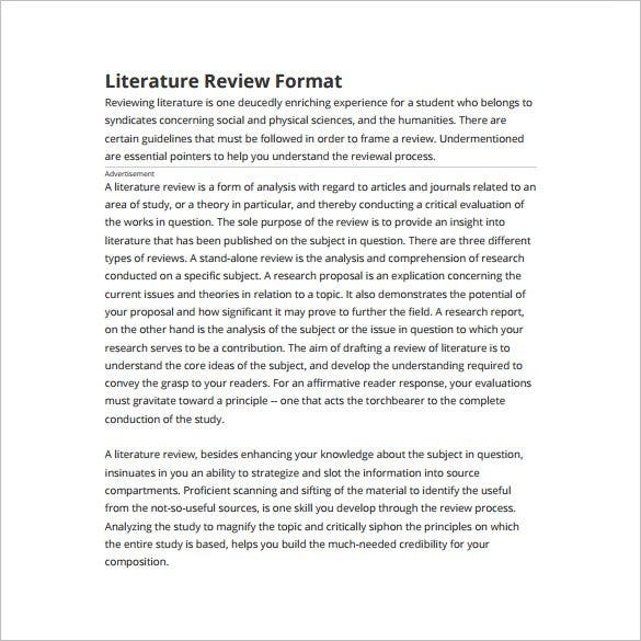 Political science review essay outline