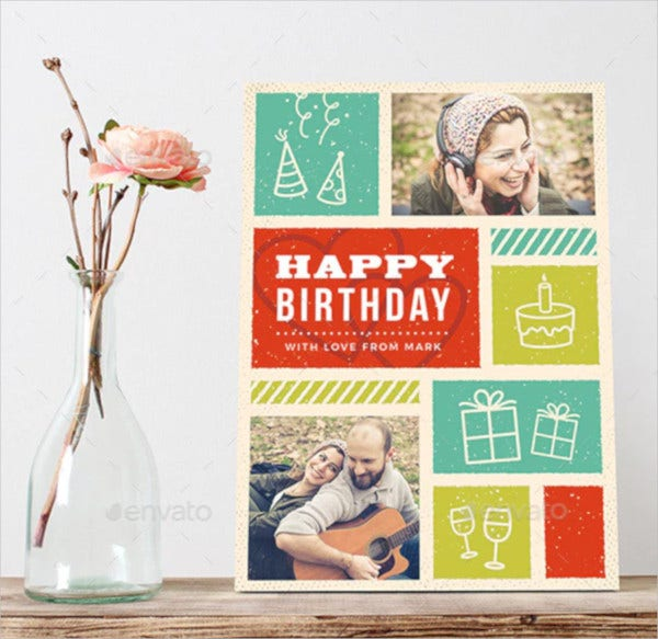 birtday card