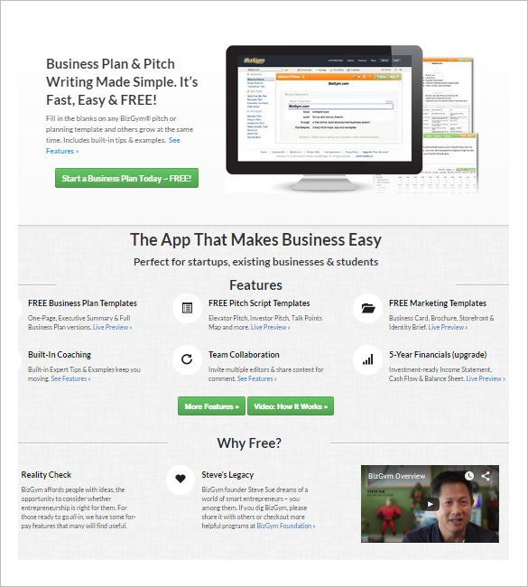 business plan maker software