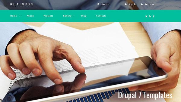 drupal7templates