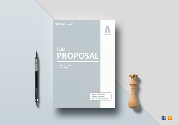 job-proposal-template