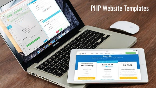phpwebsitetemplates