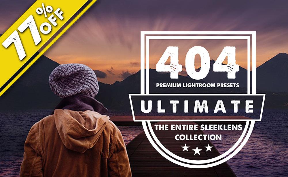 Ultimate Lightroom Preset Bundle