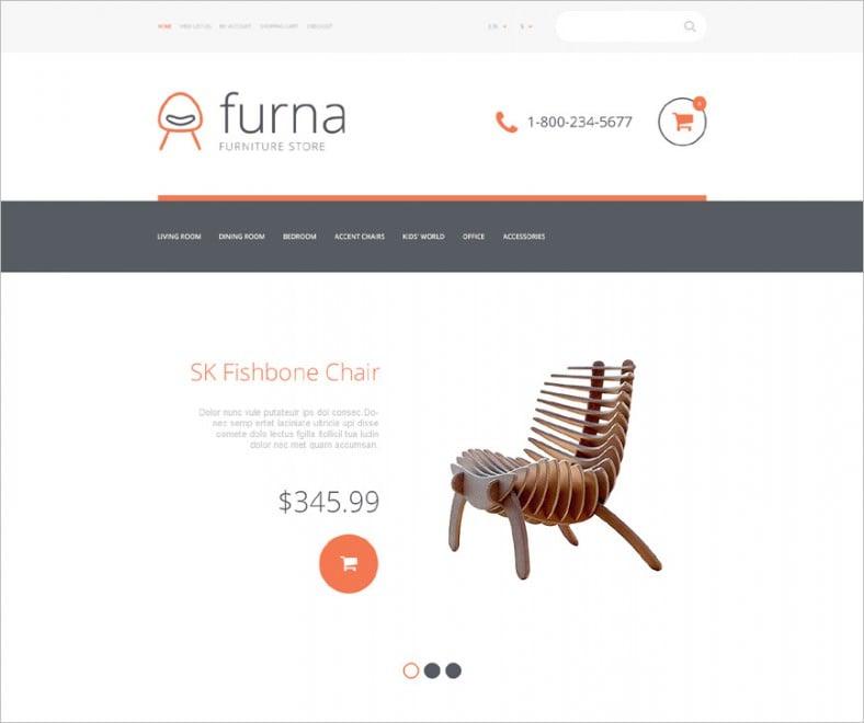 furna opencart template 788x660
