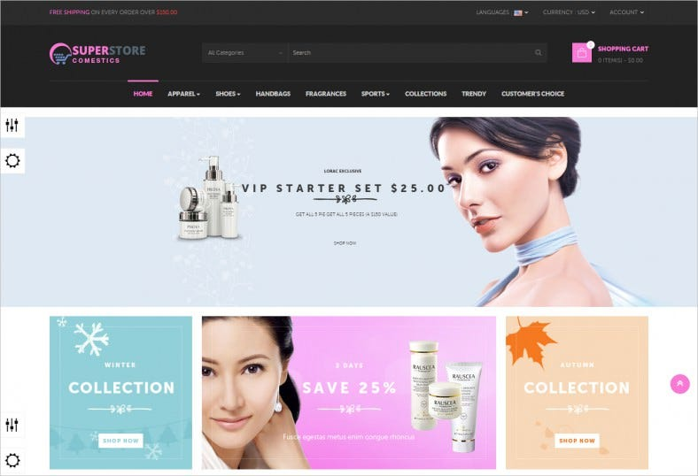 leo cosmetic prestashop theme 788x538