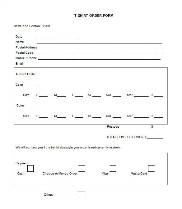 Doc585520 Fundraising Forms Templates Free 13 Fundraiser – Fundraising Form Template