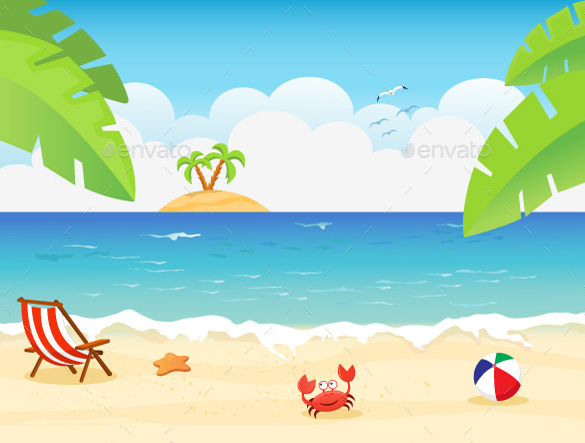 great premium summer background