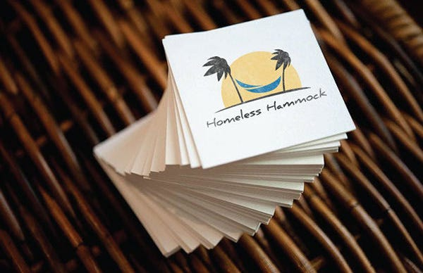 fantastic palm card template download