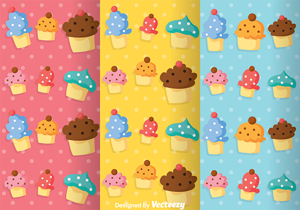 colourful free girly patter download