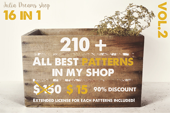 amazing premium 210 patterns for you