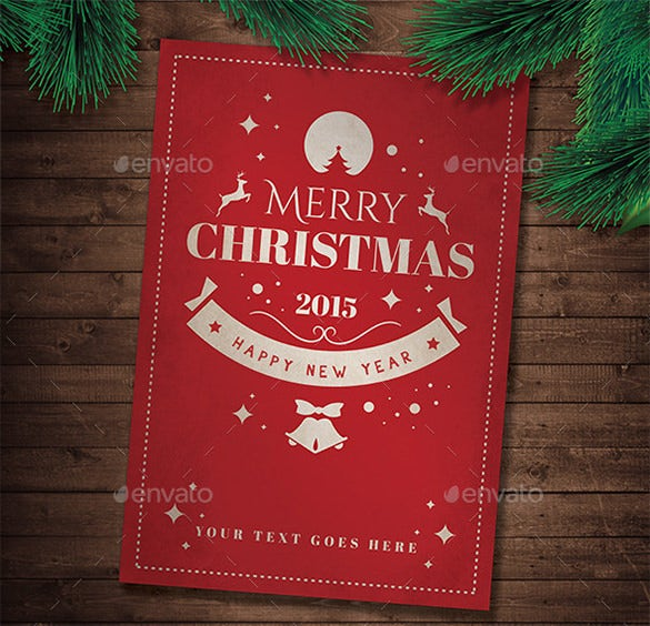 Holiday Card Template  Free Sample Example Format Download