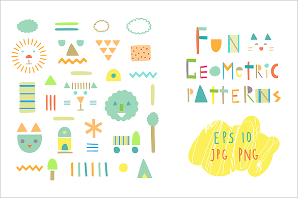 19 premium geometric pattern download