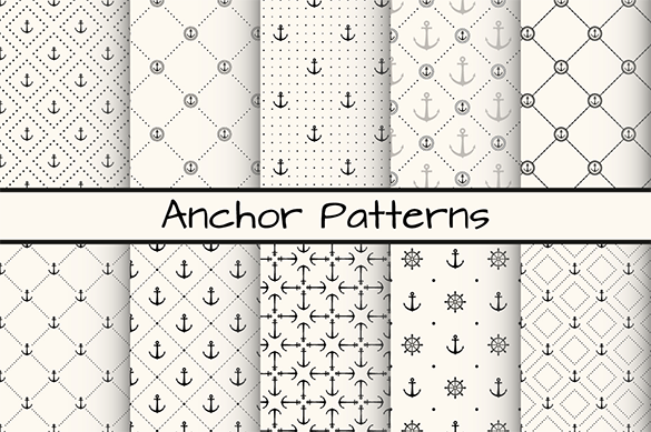 10 anchor premium pattern for you