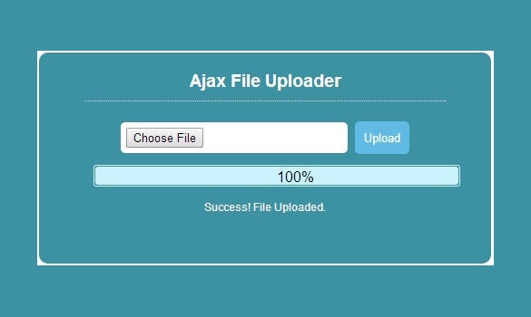 AJAX-File-Upload