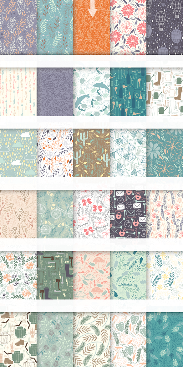 fabulous 70 premium pattern download