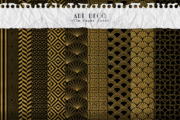 21+ Art Deco Patterns – Free PSD, PNG, Vector, EPS Format Download ...