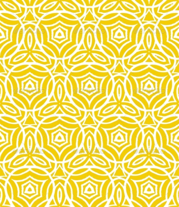 cureved lines art deco premium pattern