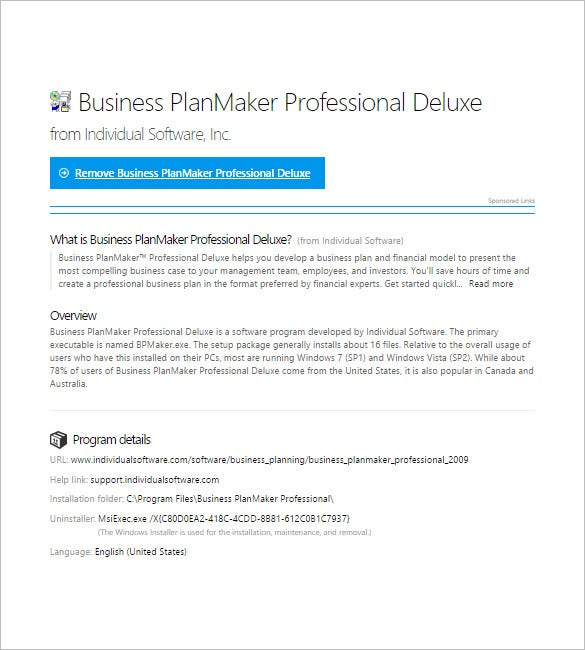 9 Top Business Plan Maker Tools Software Free Free