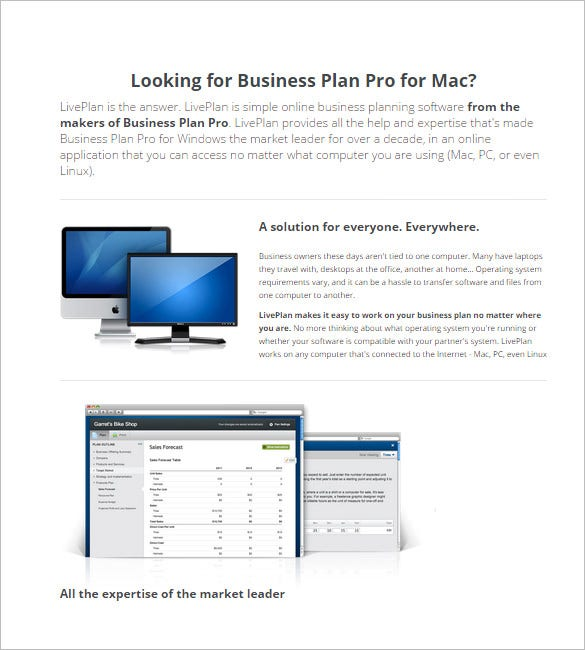 11 top business plan maker tools software free free premium
