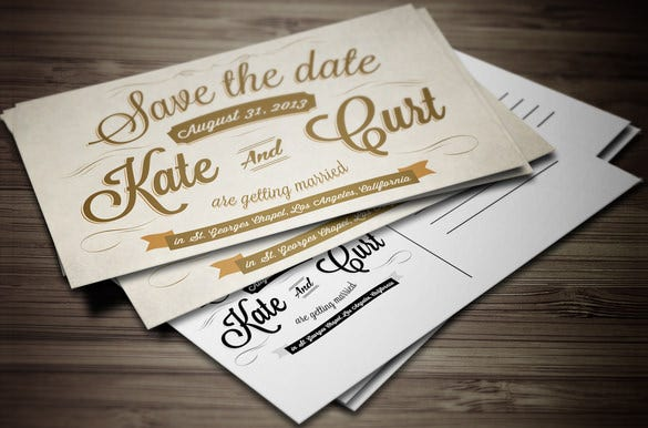 photoshop wedding card template download