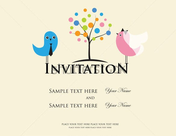 cute wedding card template download
