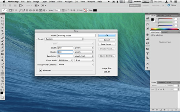 creativebloq photoshop repeating pattern tutorial