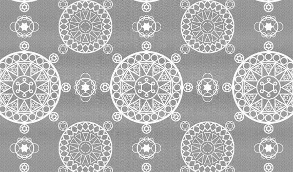 geometric pattern in photoshop tutorial