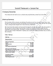 Restaurant-Business-Plan-Sample