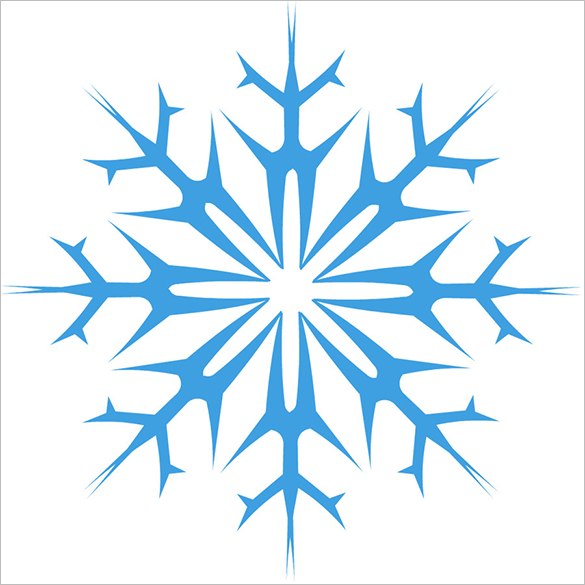 24 amazing premium snowflake brushes