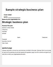 Sample-Stratagic-Business-Plan-Template