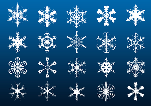 20 fabulous snow brushes free download