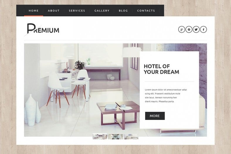 hotels booking agency wordpress theme 788x524