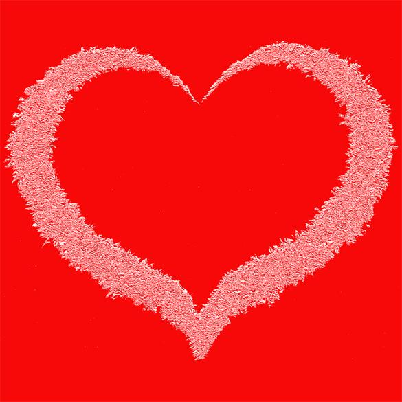 21 amazing premium heart photoshop brushes