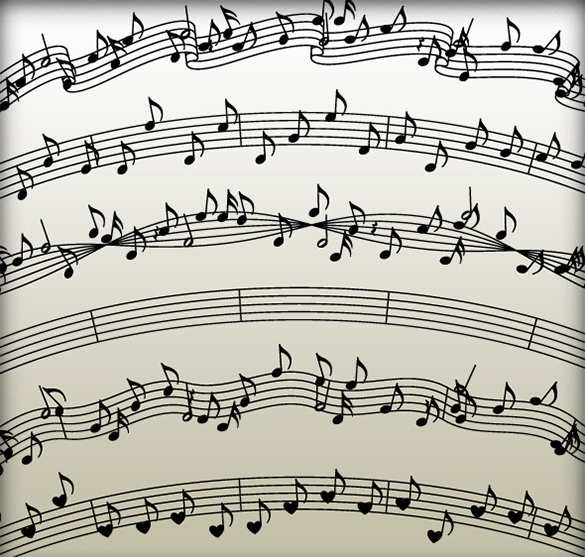 207+ Music Photoshop Brushes - Free Vector EPS, ABR, AI