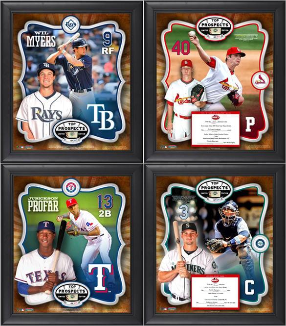 baseball card sample designtemplate