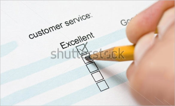 comment card template for customer service