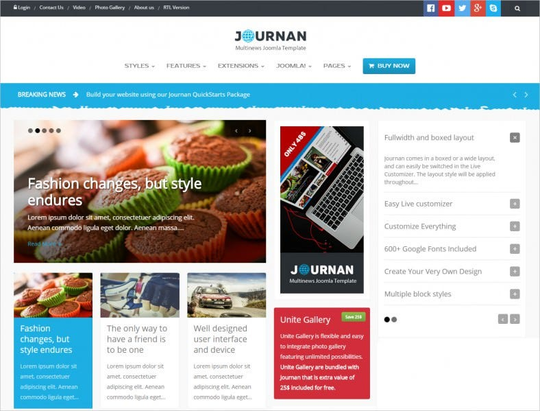 journan multi purpose news magazine template 788x599
